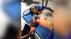 ناشطون يتداولون تسجيلا فيديويا لسقوط ضحية في احتجاجات بالبصرة