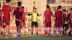 اعلان نتائج فحص كورونا للاعبي منتخب الشباب العراقي لكرة القدم