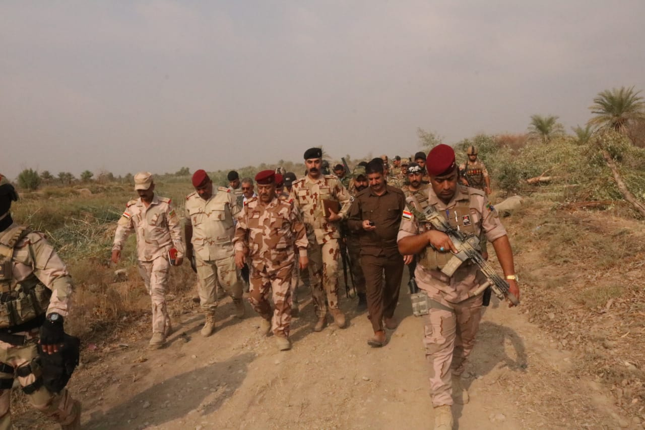 To avoid Al-Khailaniyah scenario, a security operation to clear Northern Miqdadiyah from ISIS remnants