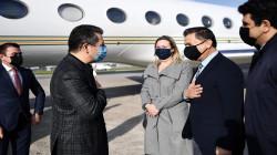 بارزاني يستهل جولته الأوروبية بلقاء رئيس وزراء هولندا