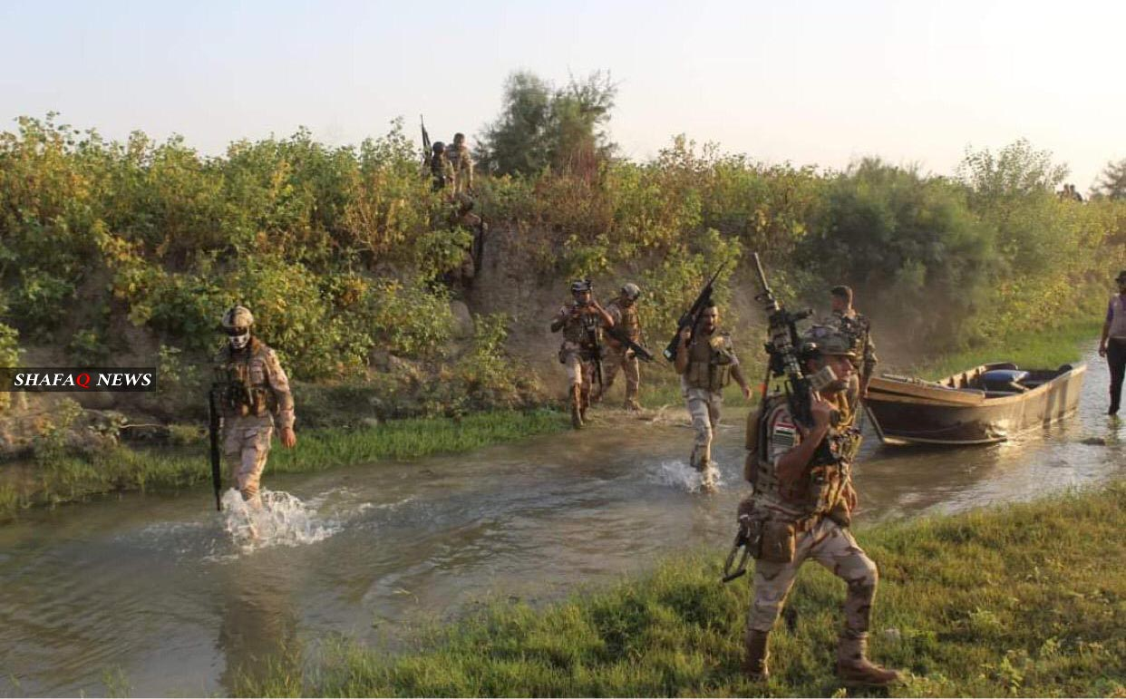 Diyala launched an operation to secure Al-Abbarah, a high-ranking security source revealed