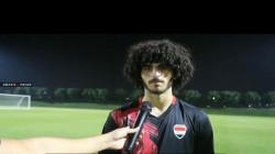 محترف الدوري الإنكليزي يشعر بالفخر لتمثيله المنتخب العراقي