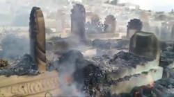 انفجار بمقبرة لغير المسلمين في مدينة جدة السعودية