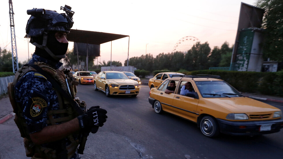 إستهداف محل لبيع المشروبات الكحولية وسط بغداد