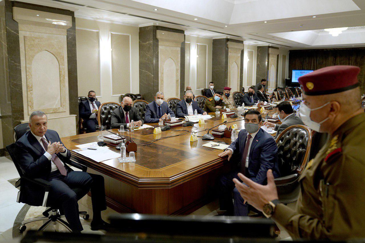 هل تراجع الكاظمي عن إقالة ثلاثة قادة أمن بارزين؟
