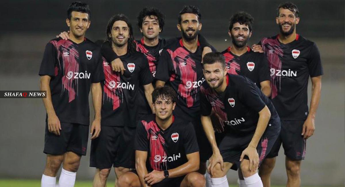 إصابة لاعبين من المنتخب العراقي لكرة القدم بكورونا