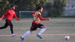 """كورونا يغادر الزوراء و""""حسين علي"""" ينضم الى التدريبات"""