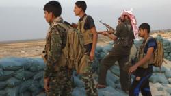 Iraqi Security forces impose a curfew in a Abu Sida