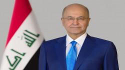 """صالح يعدّ قانون العجز المالي """"غير مكتمل"""" لعدم احتساب رواتب موظفي الاقليم"""
