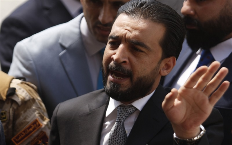 Al-Halbousi: The country's crises are caused by the accumulation of mistakes of previous years 1605274812874