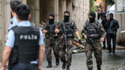 بعد مكوثهم في العراق وسوريا .. تركيا تعتقل 19 داعشيا