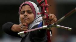 """رياضية عراقية """"تهلهل"""" فرحاً بخسارة رعد حمودي في انتخابات اللجنة الاولمبية"""