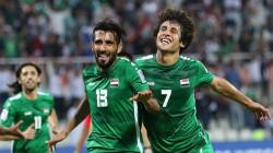 لاعب عراقي لكرة القدم ضمن كبار آسيا