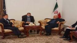 سفيرا إيران وبريطانيا ببغداد يؤكدان أهمية التعاون مع الحكومة العراقية