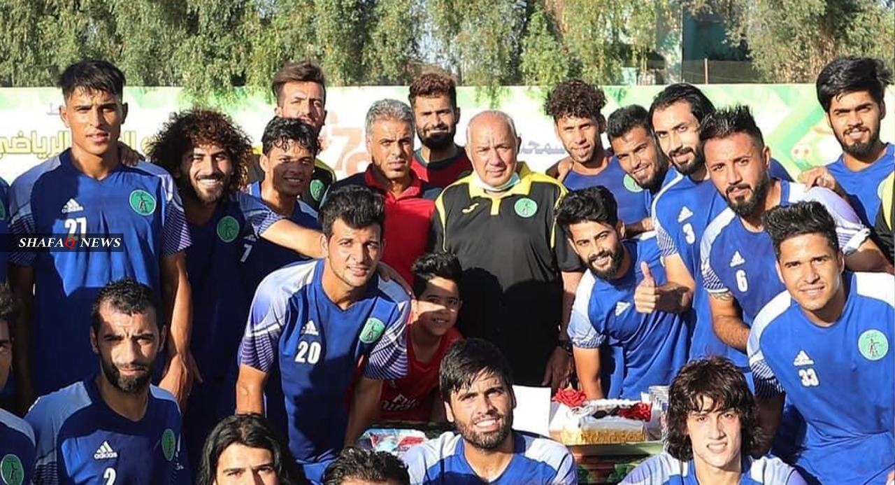 فرق نادي النفط مهددة بترك الدوري الممتاز بسبب الرواتب