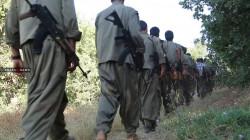 Clashes between Turkey and PKK on Kurdistan' borders