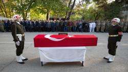 مقتل ضابط في الجيش التركي قرب الحدود مع العراق