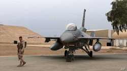 Iraqi Forces target ISIS location in Nineveh