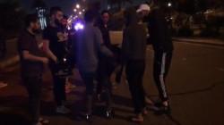 """سقوط إصابات بين الأمن والحشد في هجوم """"الكاتيوشا"""" بالخضراء"""