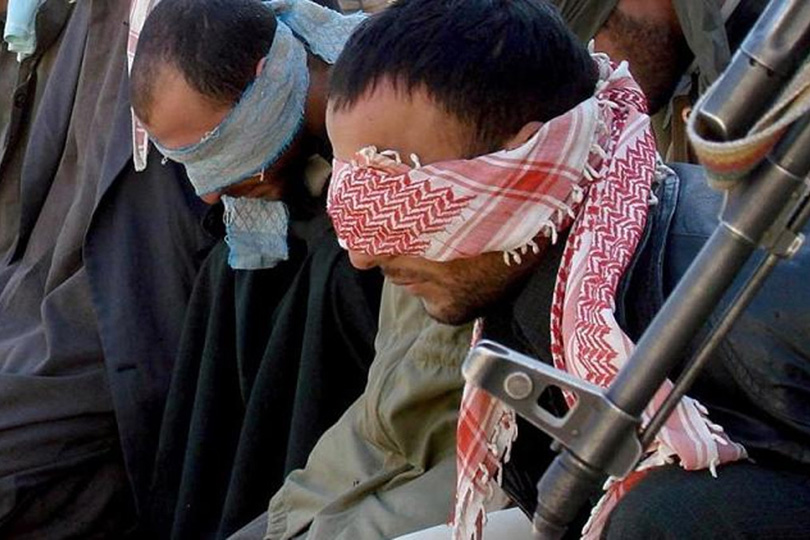 Two shepherds kidnapped by unknown gunmen in Saladin