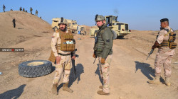 A joint security operation on ISIS largest camp in Diyala
