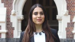 A Kurdish girl wins the Global Impact Award