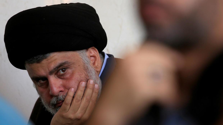 الصدر يدعو إلى ضبط النفس: لن تُمد أيدينا على أي عراقي