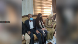 After 6 years of being kidnapped by ISIS in Syria.. Yazidi girl arrive in Duhok