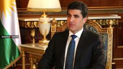Barzani receives the French ambassador to Iraq