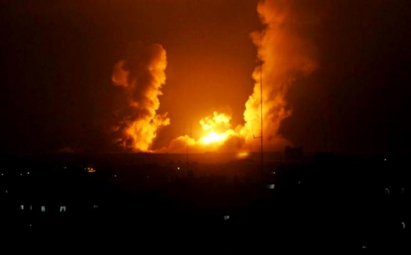 إسرائيل تشن هجوماً ثانياً على سوريا خلال اسبوع