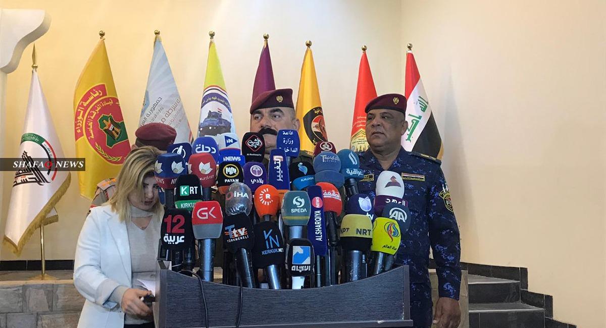 سعد حربية يوضح لشفق نيوز حقيقة توليه قيادة عمليات سومر