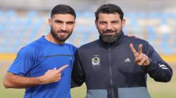 بعد شفائه من كورونا.. أحمد ابراهيم يلتحق بالقوة الجوية رفقة لاعب محترف