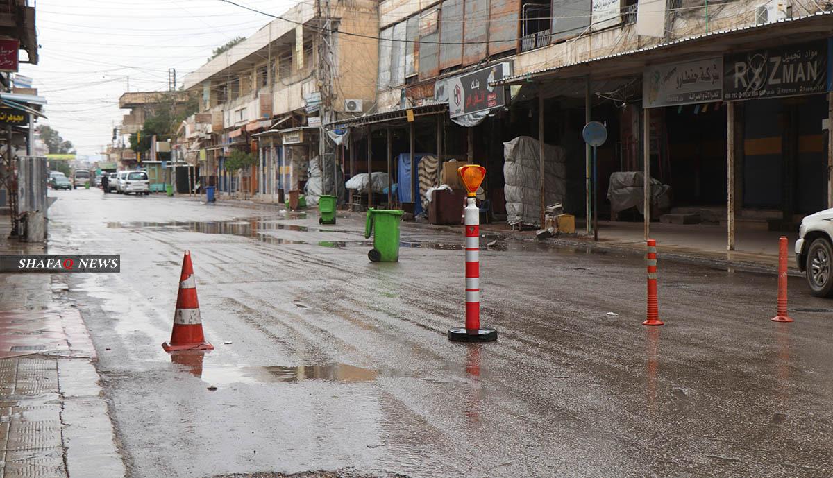 الصحة العراقية توصي بتمديد حظر التجوال 14 يوماً