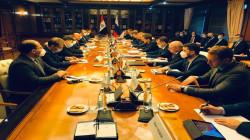 فؤاد حسين يبحث مع  باريسوف توطيد العلاقات بين بغداد وموسكو
