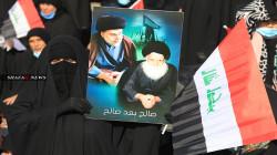 مسؤولون بأحزاب شيعية يعلنون الولاء للتيار الصدري