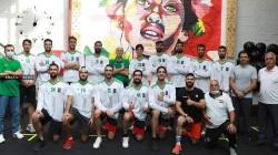 """منتخب سلة العراق يخوض مباراته أمام البحرين بـ9 لاعبين ويشكو """"الحرب النفسية"""""""