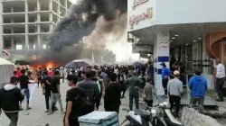 10 injuries in clashes between the Sadrist movement supporters and protestors in Nasiriyah