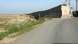 """Baghdad's fence: the protector of the capital and the """"nightmare"""" of thousands of Anbari farmers"""