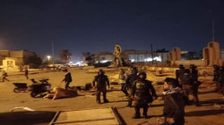 The British Embassy condemned the violence against the Iraqi protesters