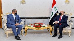 London expresses its support to Iraq in combating terrorism and holding fair elections