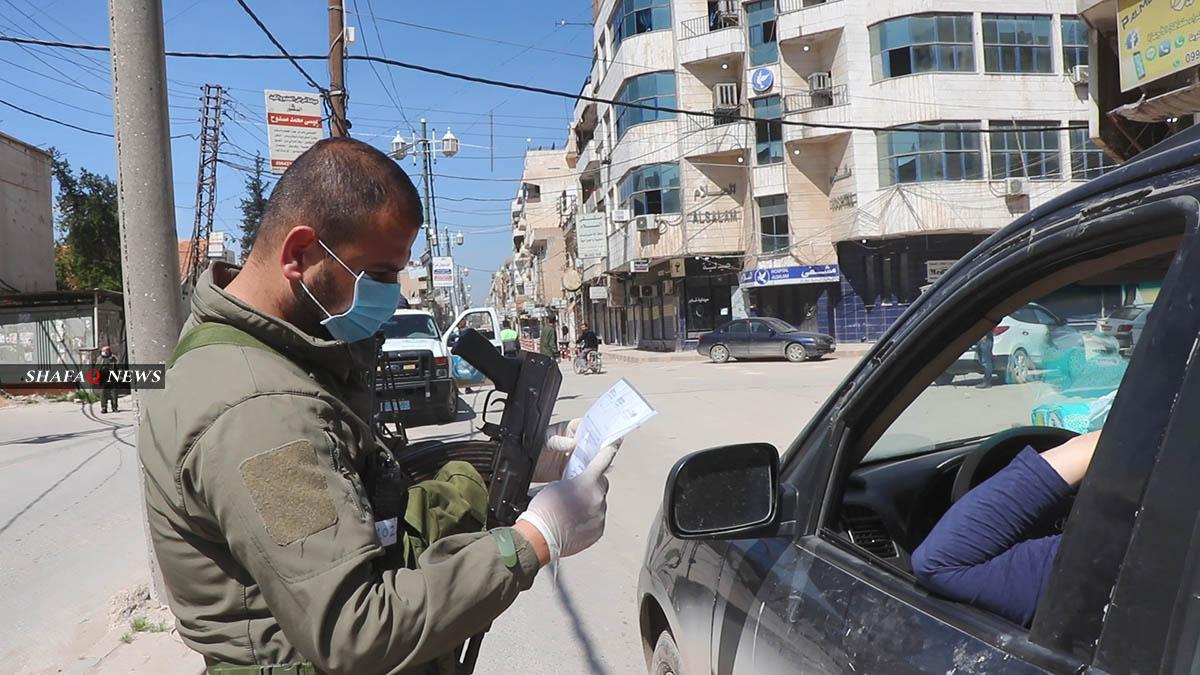 سوريا.. الاسايش تعتقل عشرات المطلوبين في حملة تمشيط