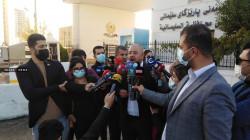 Demonstrators demand releasing 50 detainees in Al-Sulaymaniyah