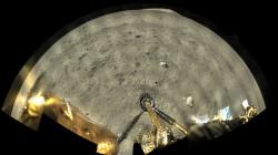 مسبار صيني يرسل أول لقطات للقمر بالألوان الكاملة.. فيديو