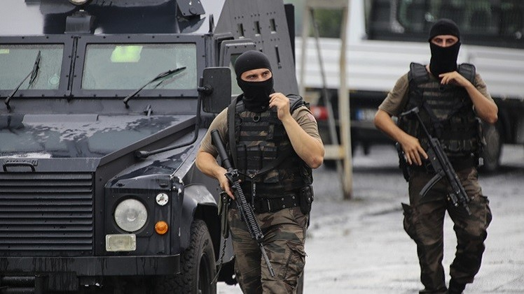 تركيا تعتقل 11 عراقيا بتهمة الإنتماء لداعش