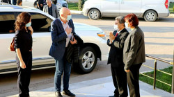 Belgian delegation visits the Syria Kurdish-led administration