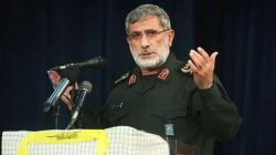أول تصريح رسمي إيراني عن زيارة قاآني الأخيرة للعراق