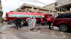 تسجيل 115 حالة إصابة جديدة بكورونا في منطقة الإدارة الذاتية بسوريا