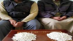 شرطة الانبار تطيح بواحد من كبار تجار المخدرات في المحافظة