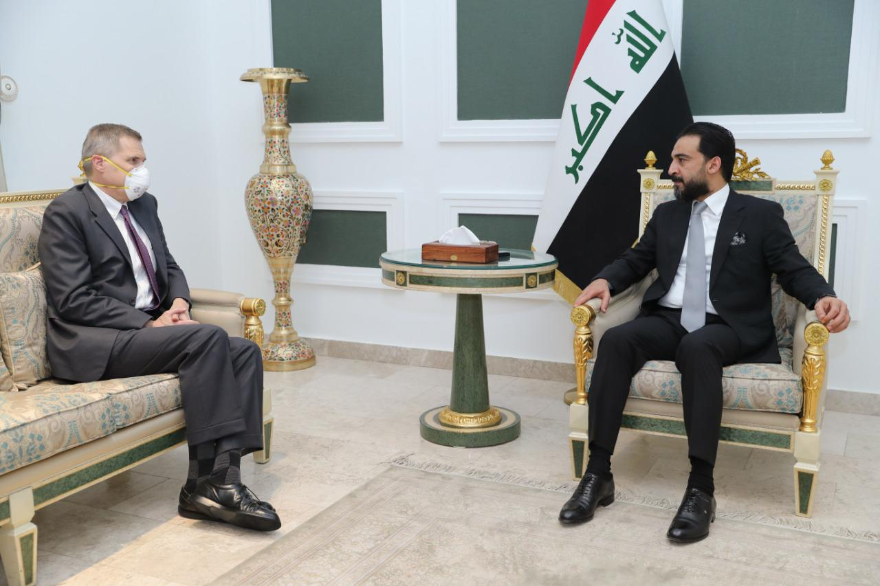 America confirms continued cooperation with Iraq 1607259454555