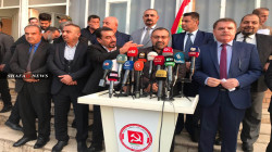 Kurdish parties in Kirkuk convey their demands to the federal government